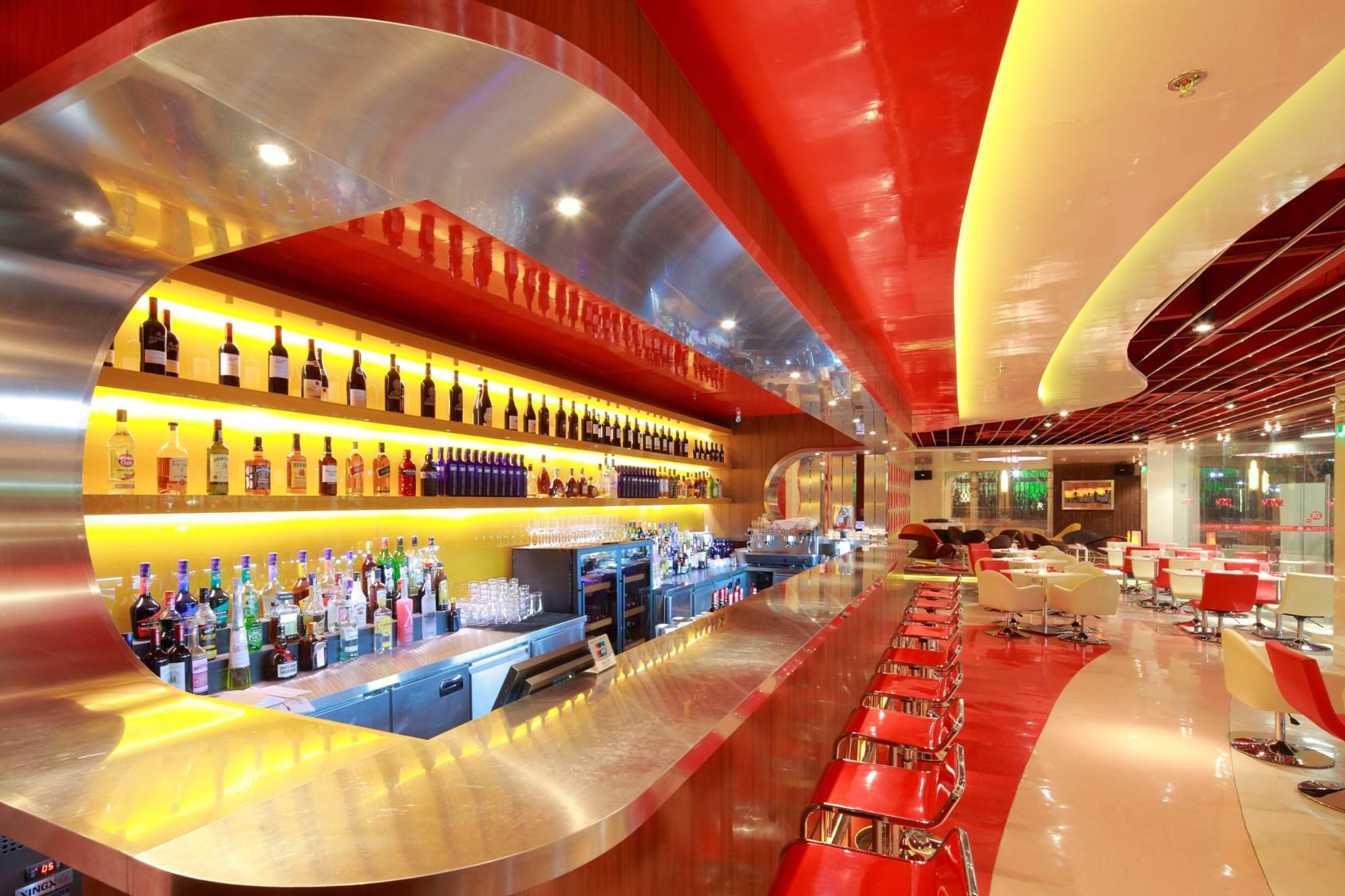 L Architetto Rivestiamo Il Banco Bar Mixer Planet