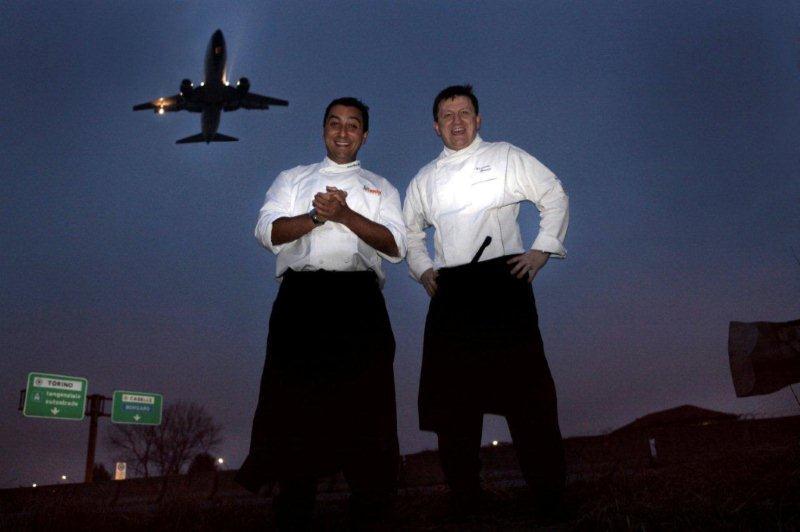 La Credenza Giovanni Grasso : Eat and fly al ristorante la credenza mixer planet