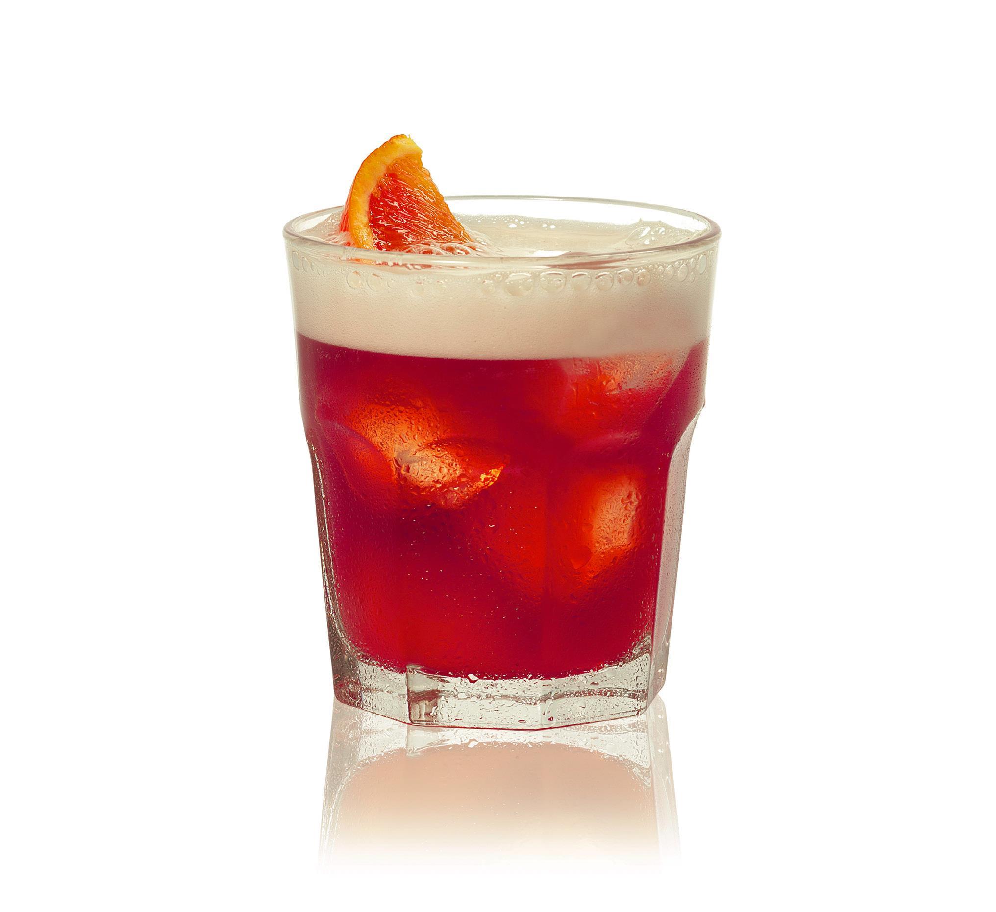 how to make americano cocktail recipe