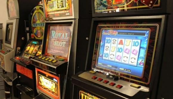 Slot machine tulps