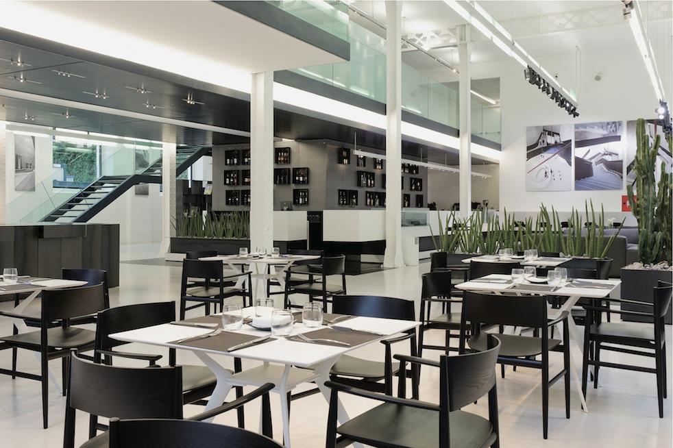 Musei e ristorazione quando cultura fa rima con gusto for Biblioteca maxxi