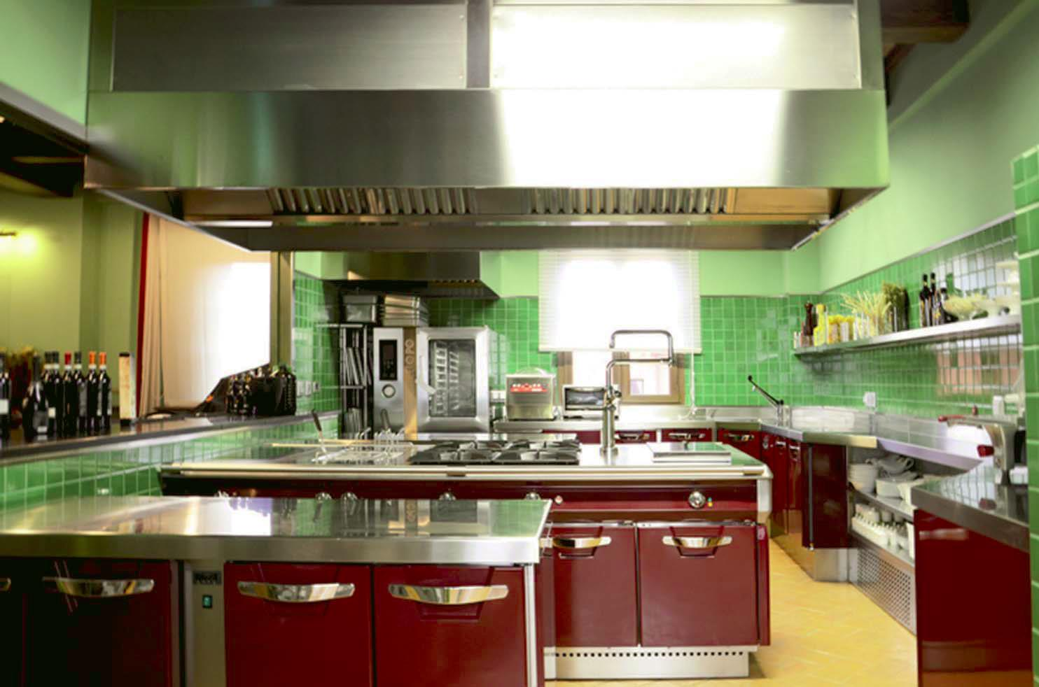 Cucina, le regole per una corretta progettazione