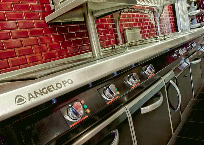 Cucina le regole per una corretta progettazione - Aerazione gas cucina ...