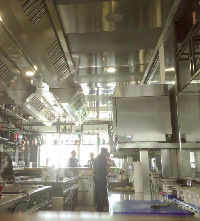 Cucina le regole per una corretta progettazione for Layout della planimetria della cucina