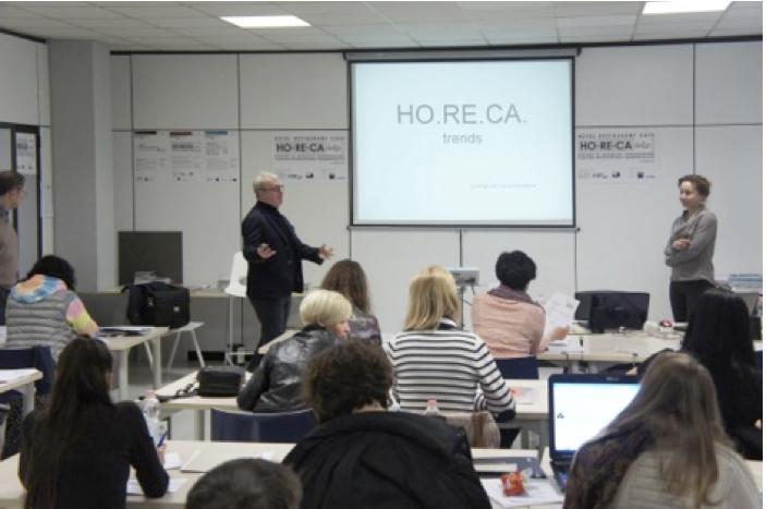 Horeca design corso di formazione per architetti al poli for Poli design milano
