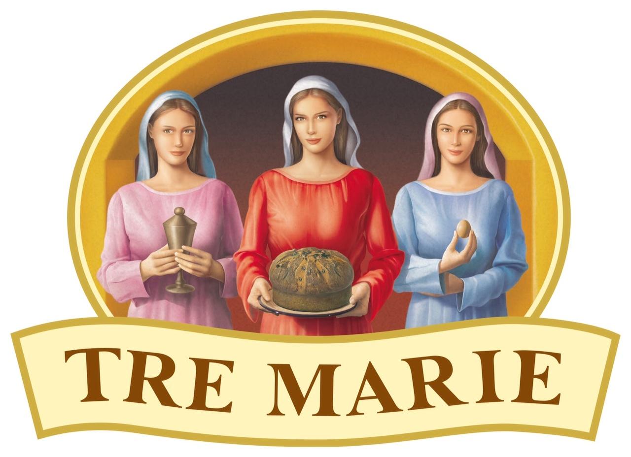 Tre marie presenta la linea baby e mignon for Bar le tre marie milano