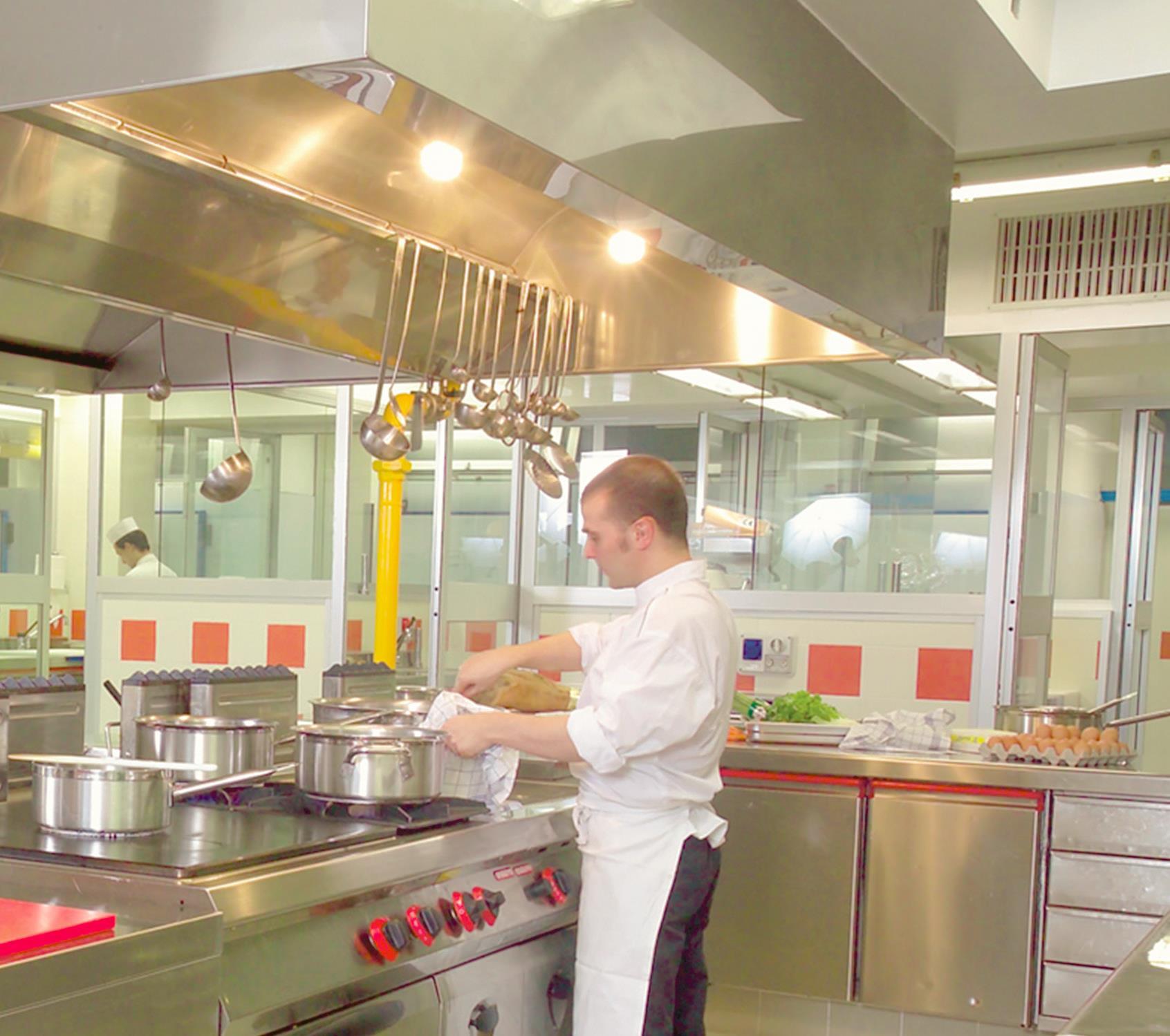 Sistemi di ventilazione che cosa si deve sapere - Ventilazione cucina ...