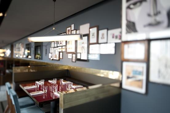 Ceresio 7 pools restaurant i consigli dello chef elio for Ceresio 7 ristorante milano