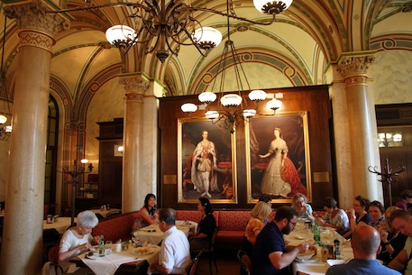Caffè Centrale di Vienna
