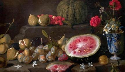 """Una delle opere di Giovan Battista Ruoppolo che ispirano le degustazioni di """"Sapori in cornice"""", dal 31 gennaio alle Gallerie d'Italia a Napoli"""
