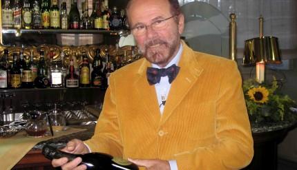 Marcello Coronini, ideatore e curatore di Gusto in Scena