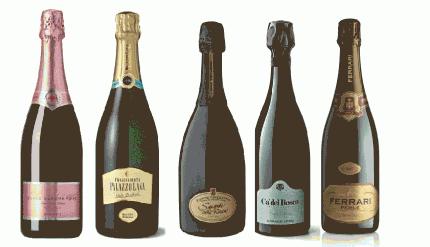 Expo Wine List- spumanti