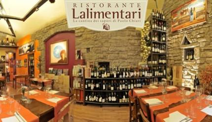 Lalimentari di Bergamo Alta, uno dei ristoranti aderenti all'iniziativa trentacinqueuro.it