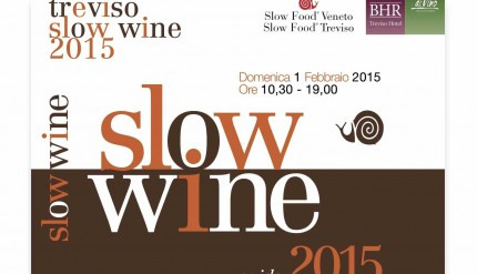 Treviso Slow Wine ritorna il prossimo 1 febbraio