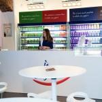 Danone Temporary shop Io Yogurt