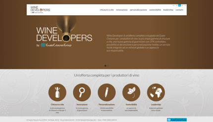 HOMEPAGE winedevelopers
