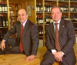 Hermes Fusari, che con il fratello Giuliano è titolari del Drinkshop