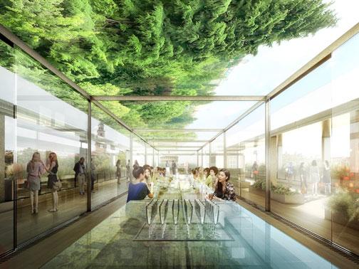 Pane e cultura triennale milano mostra e terrazza sull expo for Giardino triennale