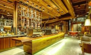 Starbucks Reserve Roastery E Tasting Room