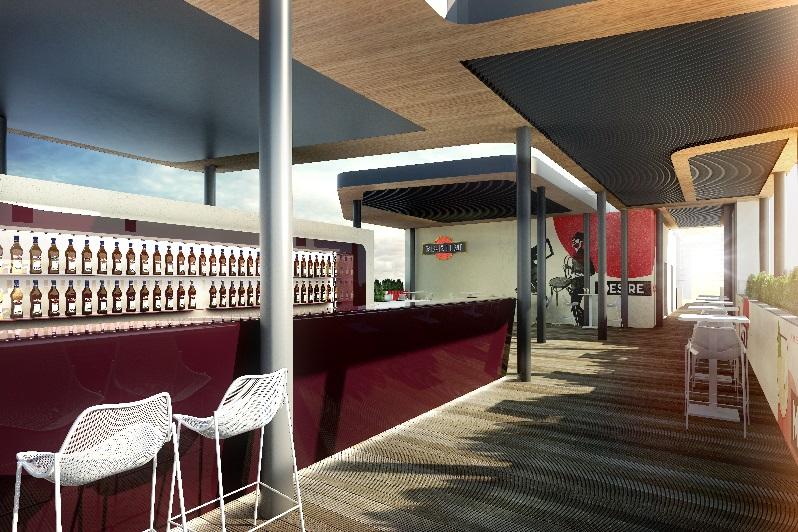 Pininfarina car design e architettura il caso terrazza for Terrazza design