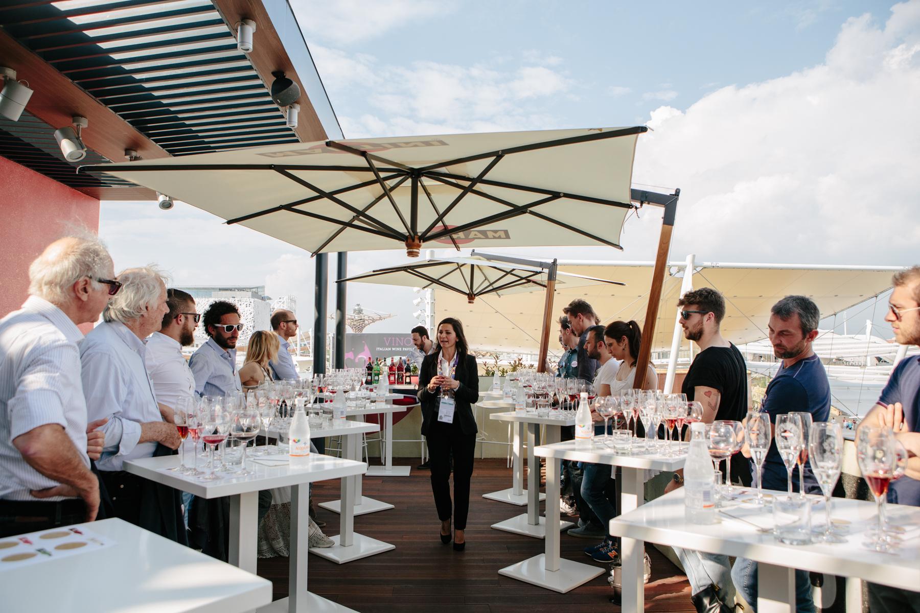 Presentato presso Terrazza Martini a Expo Martini LAB - Mixer Planet