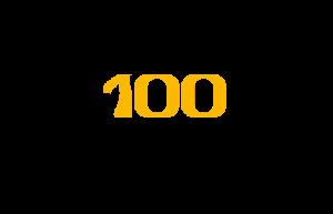 100M BRAND LOGO