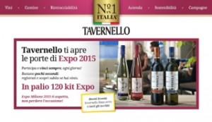 Concorso_Tavernello ti apre le porte di Expo 2015