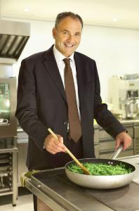 Daniele Lambertii, direttore commerciale foodservice di Orogel