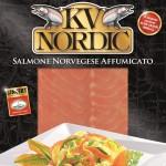 KV NORDIC Salmone Norvegese Tracciabilità di Filiera - Busta+Astuc. 100 g