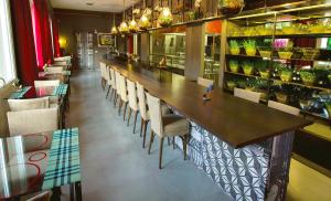 Il ristorante Evviva a Riccione