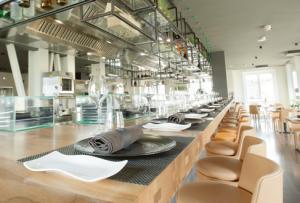 Il ristorante Asola
