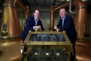 Teeling - I fratelli Teeling nella nuova distilleria