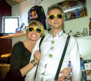 Lorenzo e Michela del Caffecchio di Cantù