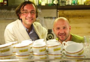 Patrick Hoffer e Francesco Sanapo