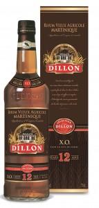 RHUM DILLON Selection Club 12 anni