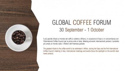 Global Coffee Forum