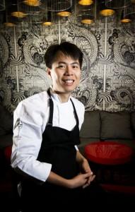 Lo chef Felix Loo