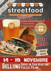 Streetfood Belluno