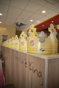 Burger King Corona