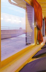 Un'altra immagine dell'Holz Hotel Forsthofalm