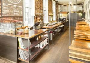 Il Revolver Cafè, considerato il miglior coffee house del Canada