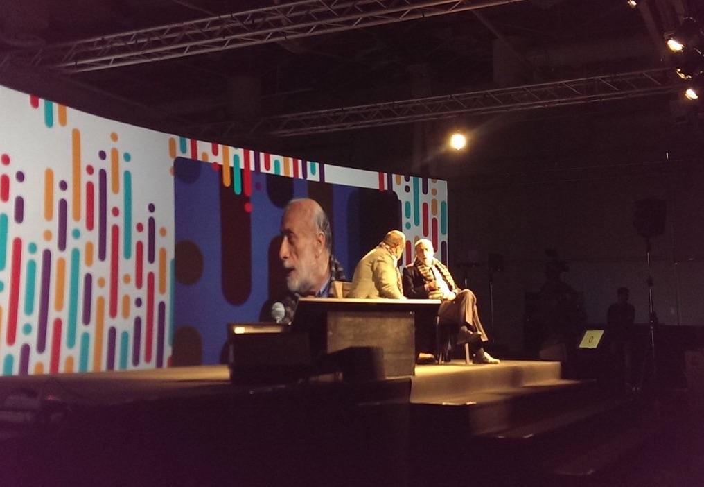 Carlo Petrini a BTO 2015