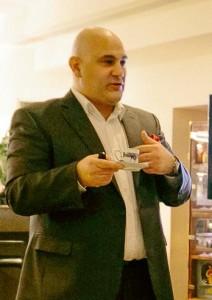 Mauro Mahjoub