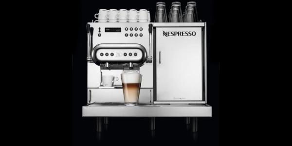 nespresso presenta aguila 220 superautomatica compatta. Black Bedroom Furniture Sets. Home Design Ideas