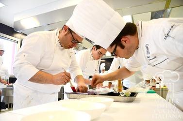 Master della cucina italiana: terra purezza e integrità in tavola