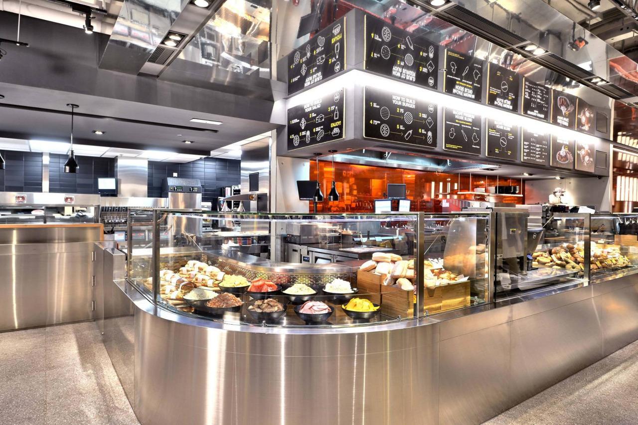 Mcdonald s next apre a hong kong il fast food del futuro for Food bar health