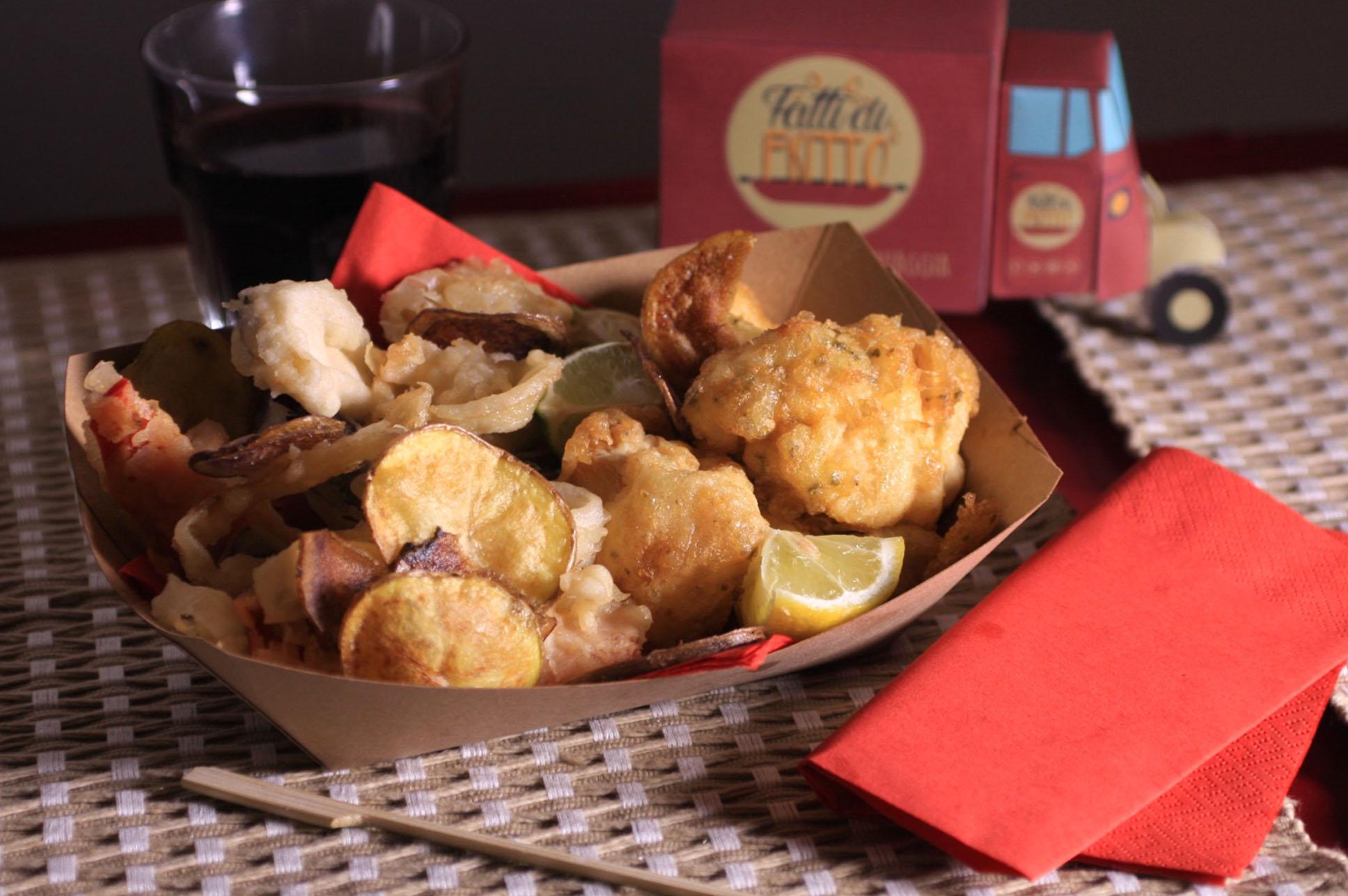 Street Food Nasce Fatti Di Fritto Fritture Toscane In Chiave