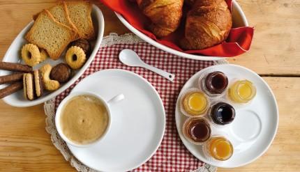 Piatto Bon-jour-colazione-dolce
