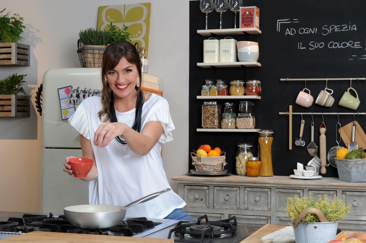 Un caff con chiara maci guida al successo sul web - Chiara blogger cucina ...