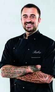 Gabriele Rubini, in arte Chef Rubio